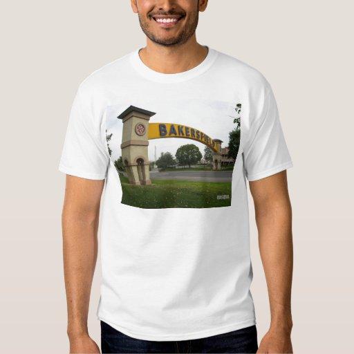 Bakersfield T Shirt Zazzle