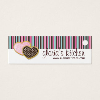 Bakery and Cupcake Packaging Tags