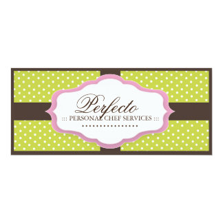 Bakery Boutique Gift Certificate Card