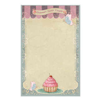 Bakery Boutique Stationery