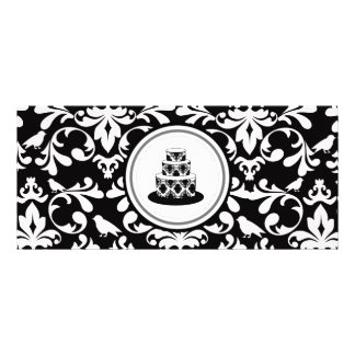 Bakery Boutique Style Gift Certificates {Damask}