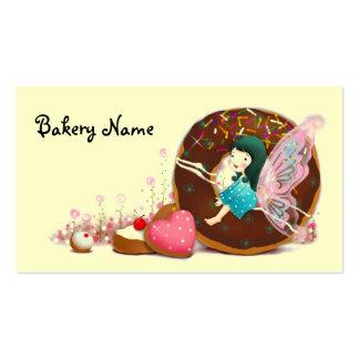 Bakery Business Card Fairy