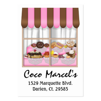 Bakery / Catering Business Card ... by SRF
