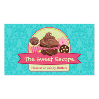 Bakery Desserts Business Cards