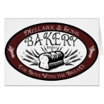 Bakery Greeting Cards