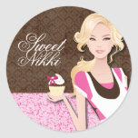 Bakery Ingredients Stickers