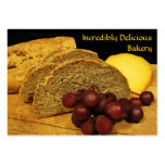 Bakery Large Business Card