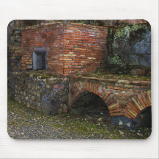 Bakery Oven at Pompeii Mouse Pad
