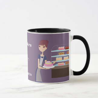 Bakery/Pastry Shop 4 Design Mug