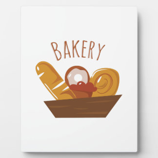 Bakery Plaques