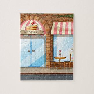 Bakery shop jigsaw puzzle