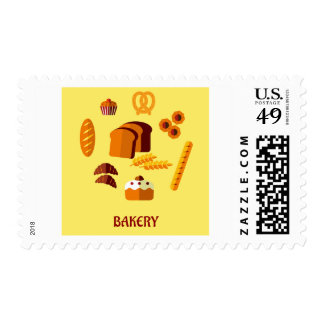 Bakery Sign Postage