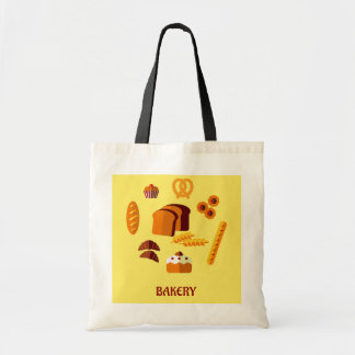Bakery Sign Tote Bag