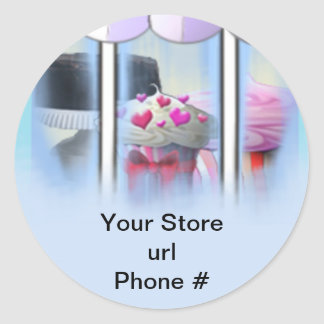 Bakery Sticker Promote Your Business