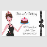 Bakery Stickers with DIVAtude