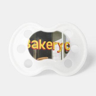 Bakery Window Pacifiers