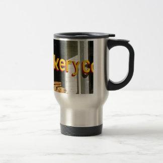 Bakery Window Travel Mug
