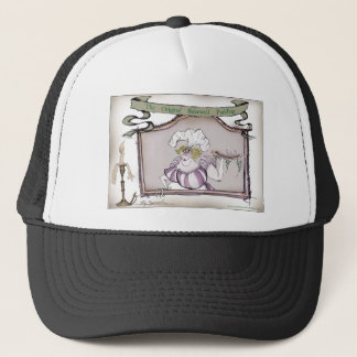 Bakewell Pudding, tony fernandes.tif Trucker Hat