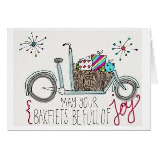 Bakfiets Joy Stationery Note Card
