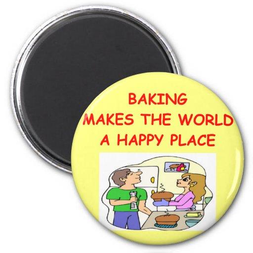 baking 2 inch round magnet