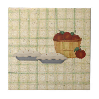 Baking Apple Pie Tile