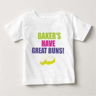 Baking - Bakers Have Good Buns Baby T-Shirt