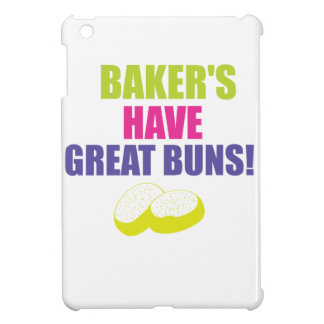 Baking - Bakers Have Good Buns iPad Mini Covers