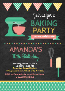 Cupcake 5x7 Birthday Invitations | Zazzle