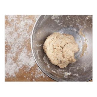 Baking Bread Postcard