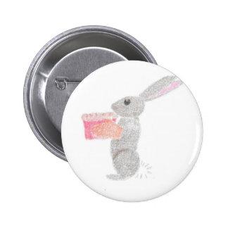 Baking Bunny Button