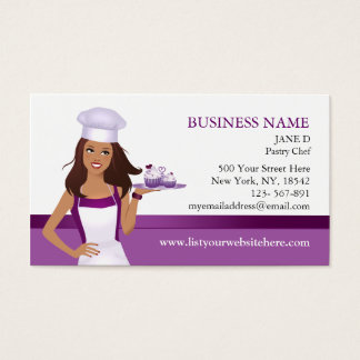 Baking Business Card