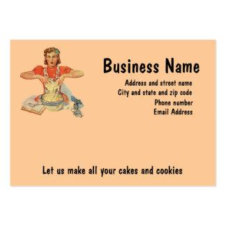 Baking Business Card