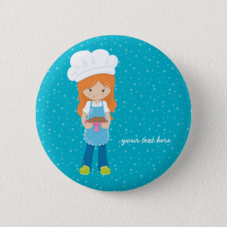 Baking * choose your background color pinback button