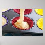 Baking Cupcakes Print