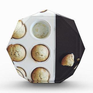 Baking Cupcakes - Sweet Bakery Print Acrylic Award