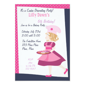 Baking Cutie Card