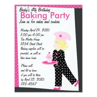 Baking Cutie Card