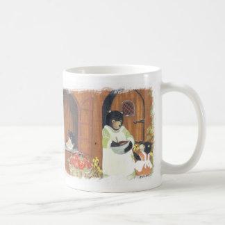 Baking Day Bears Classic White Coffee Mug