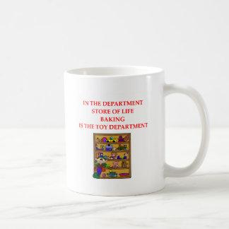 BAKING gifts t-shirts Classic White Coffee Mug