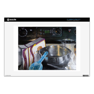 Baking in the Kitchen Acrylic Computer Laptop Skin