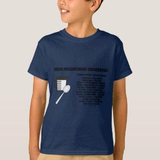 Baking Measurement Conversions (Measure) T-Shirt