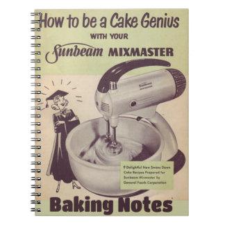 Baking Notes Journal