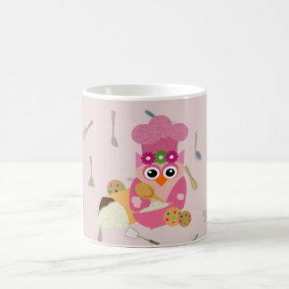 Baking Owl Coffee Mug