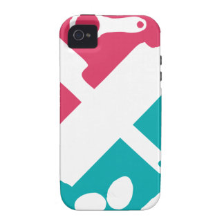 baking pattern case for the iPhone 4