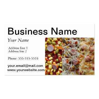 baking phase business card templates
