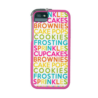 Baking Phone Case iPhone 5 Cover