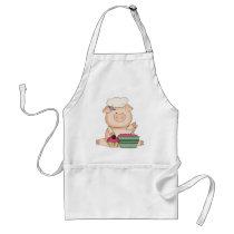 Baking Pig apron