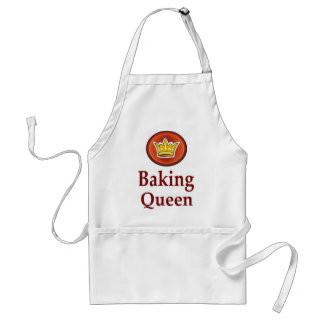 Baking Queen Aprons