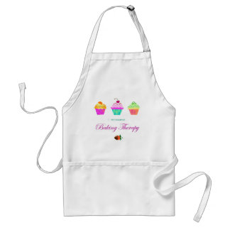 Baking Therapy Adult Apron