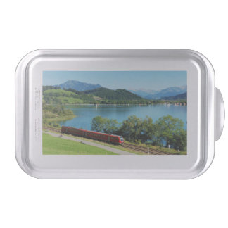 Baking tin of large Alpsee with Immenstadt Cake Pan